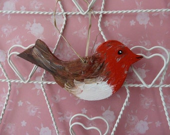 Little Robin Christmas Decoration