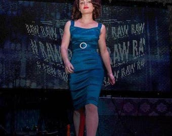Clearance DESIGNER SAMPLE Trocadero Dress size XS