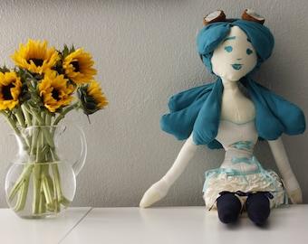Victoria Art Doll - Designed by Brian Kesinger