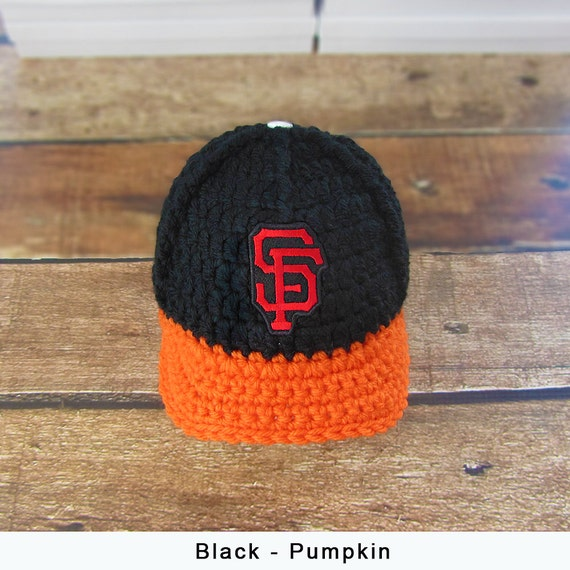 Baby Boy Clothes Newborn Baby Boy Outfits SF Giants hat San