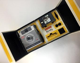 Kodak Brownie Fiesta camera with original box