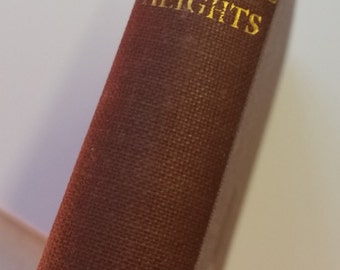 Wuthering Heights by Emily Bronte - Vintage Hardcover Book
