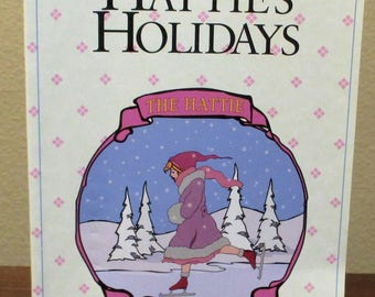 HATTIE'S HOLIDAYS Book 3 of the Hattie Collection by Marie Hibma Frost 1994 First Edition
