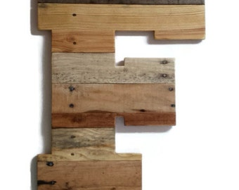 large wooden letters 24 letter huge letter rustic home decor wedding decor reclaimed pallet wood letter rustic home decor nursery