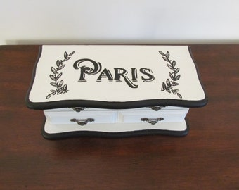 Paris Jewelry Box