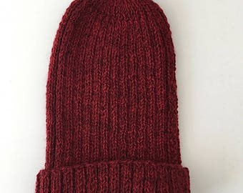 Alpaca Wool Hat