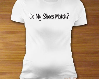 Do My Shoes Match Maternity Shirt