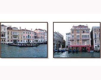 Italy Wall Art venice wall art | etsy