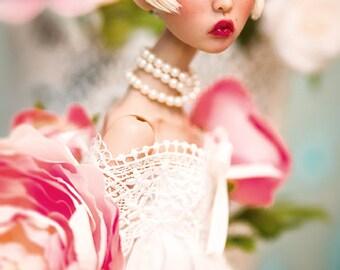 French Vanilla (wig for Fashion dolls)