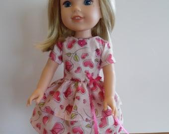 Wellie Wisher Valentine Dress