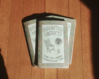 Haunted Objects Book