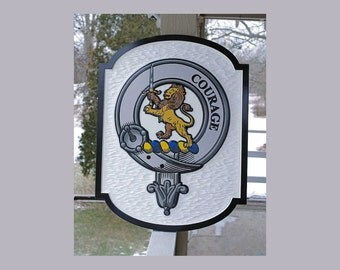 Family Crest /  Coat of Arms / Clan Badge