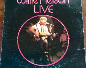 Willie Nelson Live Original Copy