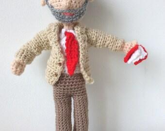 Crochet Jeremy Corbin