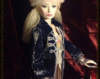 Ooak Art Doll,  'Artica'