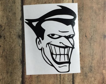 Joker decal *Please read description*