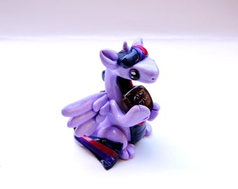 Twilight Sparkles Dragon