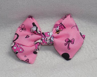"Minnie Mouse ""Madi"" Bow"