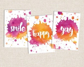 Birthday Cards | Happy | Smile | Yay | Greeting Cards | Congratulations | Wedding Card | Friendship Card | Anniversary Card | Birthday