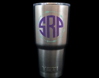 Personalized Yeti Tumblers (Lowball, Colster, 20oz, 30oz)