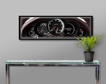 Porsche 911 Turbo Etsy