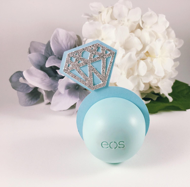 Eos Lip Balm Holders Bridal Shower Favor Eos Bridal Shower