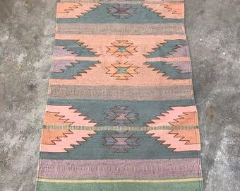Tribal Flat Weave Runner