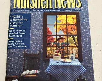 Nutshell News November 1994
