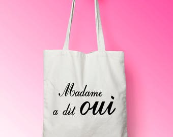 X 447 tote bag wedding tote bag cotton where, tote bag, diaper bag, married future bag, bag where, tote bag bag in cotton married,