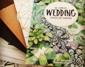 Wedding Planning Book - Wedding Planner & Organiser