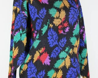 Knit Maven Vintage 1990s Sweater