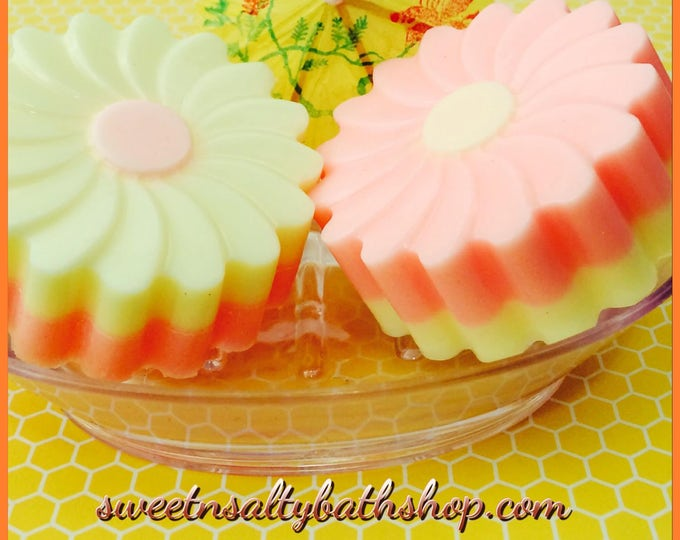 Beach Daisies Scented Shea Butter Soap