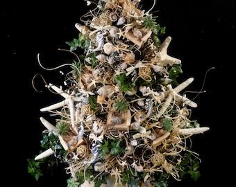 Beach christmas tree | Etsy