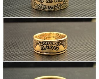 Coin Rings and Jewelry
