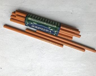 1940's Vintage European Graphite Pencils