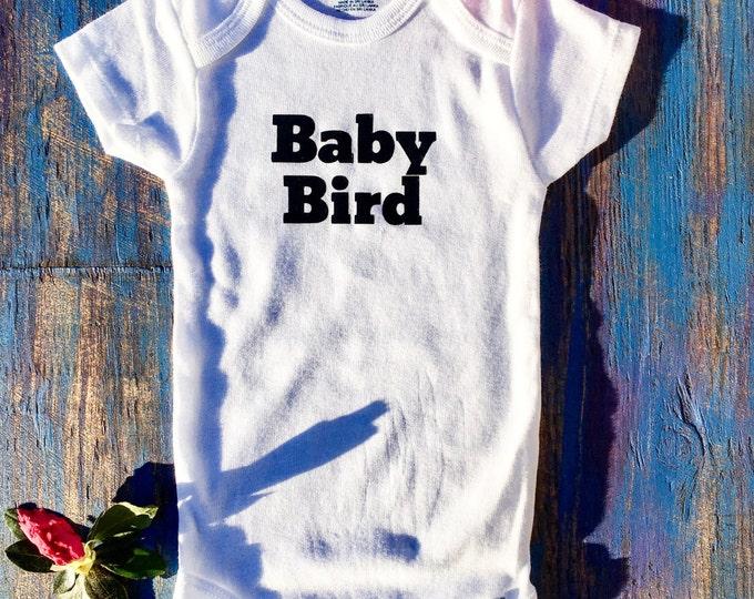 Baby Bird Onesie, Bird Onesie