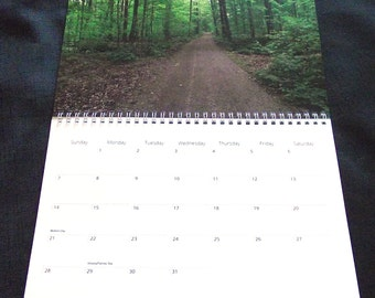 2017 Photo Calendar 11 x 8.5 inches Wall Hung 12 Month All Canadian Fine Art Photography