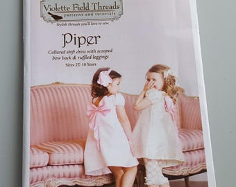 Violette Field Threads Piper Sewing Pattern F746