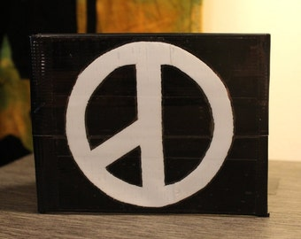 G Dragon Big Bang Kpop Duct Tape Wallet