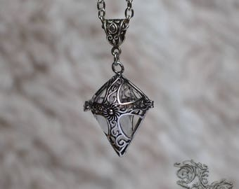 "Necklace "" Templier "" - Medieval, renaissance, viking, celtique, gothique"