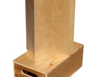 Full APPLE BOX For GRIP Film Theatre Production Highest Quality & Strength!