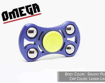 Omega Hand Spinner Ceramic Bearing - Bar - Fidget Toy - EDC **FAST SHIPPING!**