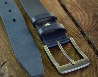 Men's leather belt, mens leather belt, full grain leather belt, genuine leather belt, mens belt, leather belt men, belt buckle, gift for men