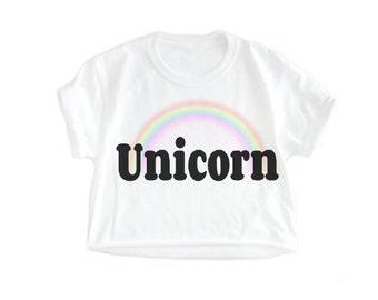 Unicorn shirt, unicorn, unicorn tshirt, unicorns, unicorn t shirt, rainbow unicorn, tumblr shirt, unicorn top, rainbow shirt, be a unicorn