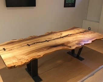 Live edge Board Room/ Dining Table