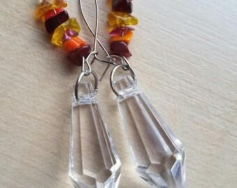Diiva Earrings {Multi} 》》》