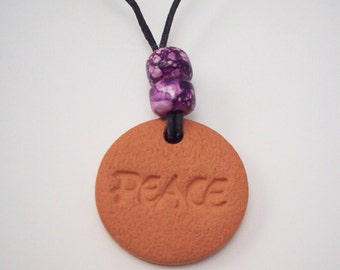 Peace Aromatherapy Diffuser Air Freshener for Cars with or without Your Choice of Essential Oil