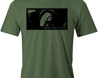 "Aliens ""Somebody Wake Up Hicks"" Shirt"