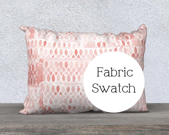 Fabric Swatch: Velveteen Lace Series