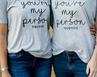 Best Friends Shirts - Best Friends Gift - BFF Shirt - Friend Shirts - Best Friend T Shirts, Matching Friends Shirt, BFF Gift, Friend Tshirts